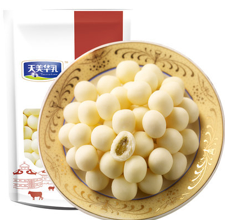 内蒙古特产 天美华乳 内蒙古 奶酪 特产 牛奶提子豆 奶酪 奶片 酸奶条 250g 满额包邮