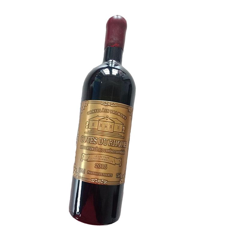皇家男爵城堡干红葡萄酒  六瓶整箱装 包邮