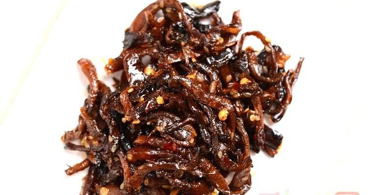 云南特产 休闲食品——傣旺鸡枞菌,3口味可选 10包装