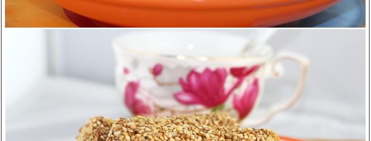 重庆 江津荷花 传统糕点心休闲小吃 芝麻杆糖230g 三包装