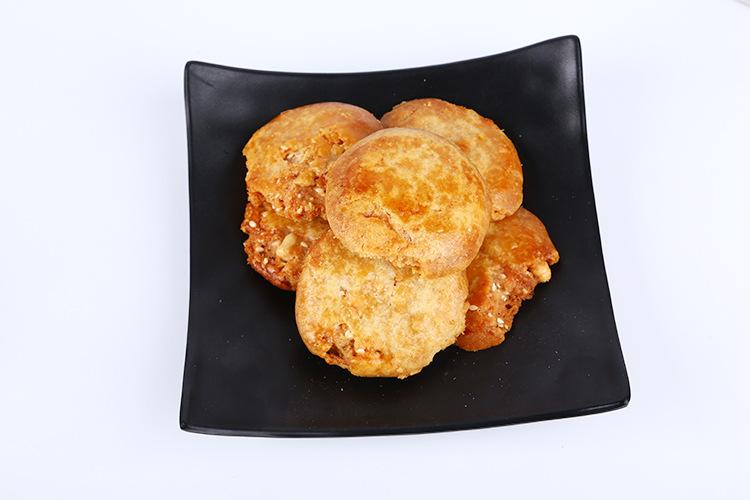 广西特产 早餐盒装鸡仔馅饼点心500g 满额包邮