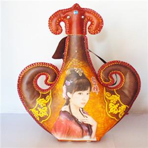 蒙古特产 蒙古工艺品特色皮囊酒 美女壶奶酒赤峰特产 运费7元 两件包邮