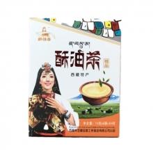 西藏特产 林芝藏佳香青稞酥油茶 84g盒装