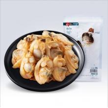 辽宁大连特产  三只松鼠花蛤烧烤味花甲口袋海鲜零食80g