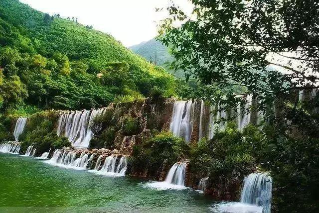 8月旅游攻略,国内9大小众避暑地,享受真正的天然美景