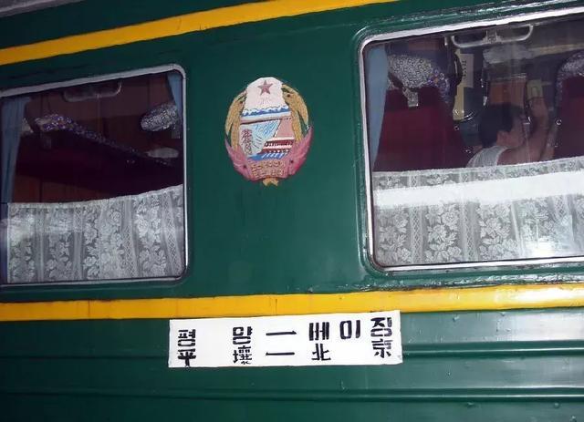 5列直通国外的火车,比搭飞机还舒服,估计很多人都没坐过