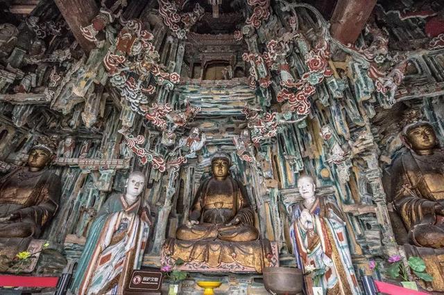 中国最奇险建筑悬空寺是如何建成的,太震撼了