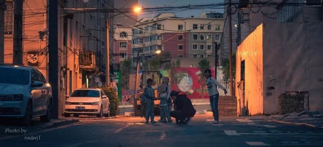 中国人的市井生活